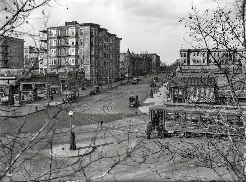 Wharfcar: 1922