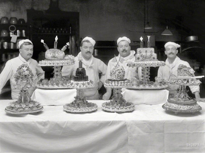 Fancy Cakes: 1920