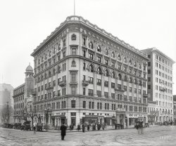 Bond Building: 1907