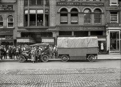 If I Had a Trailer: 1921