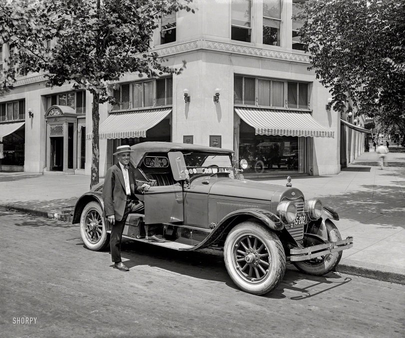 Hot Rod Lincoln: 1924