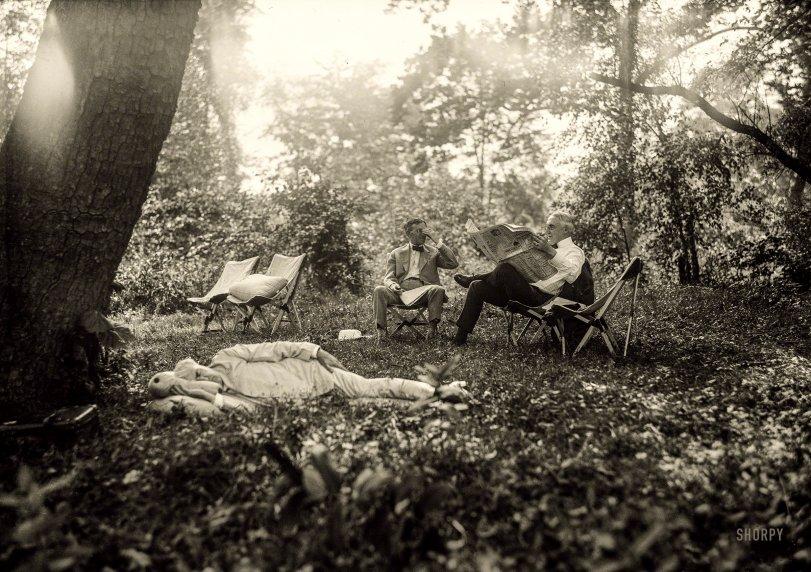 Warren Peace: 1921