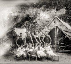 Canoe Club: 1914