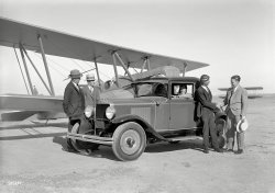 Fast Friends: 1929