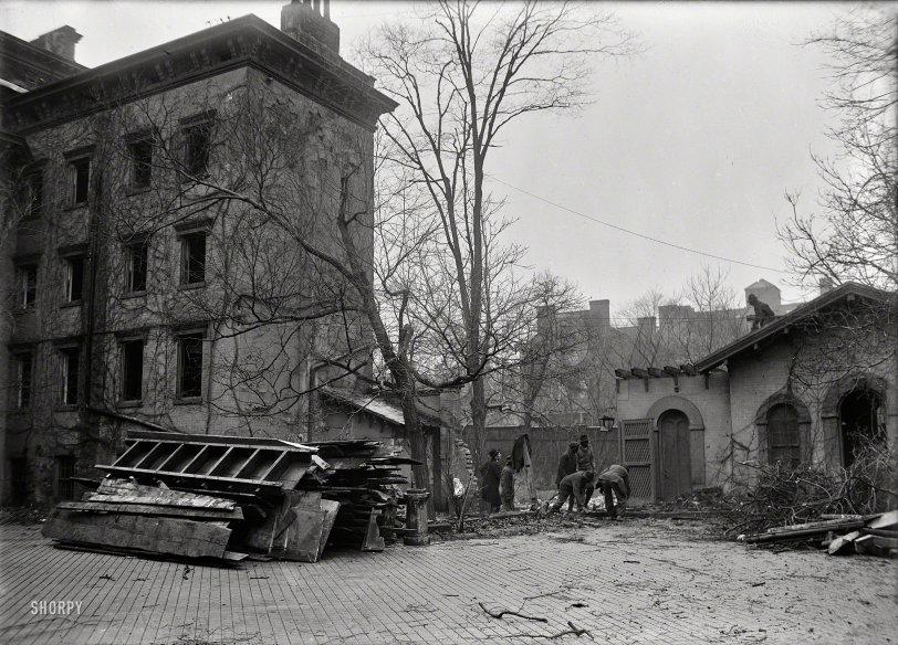 Corcoran House: 1922