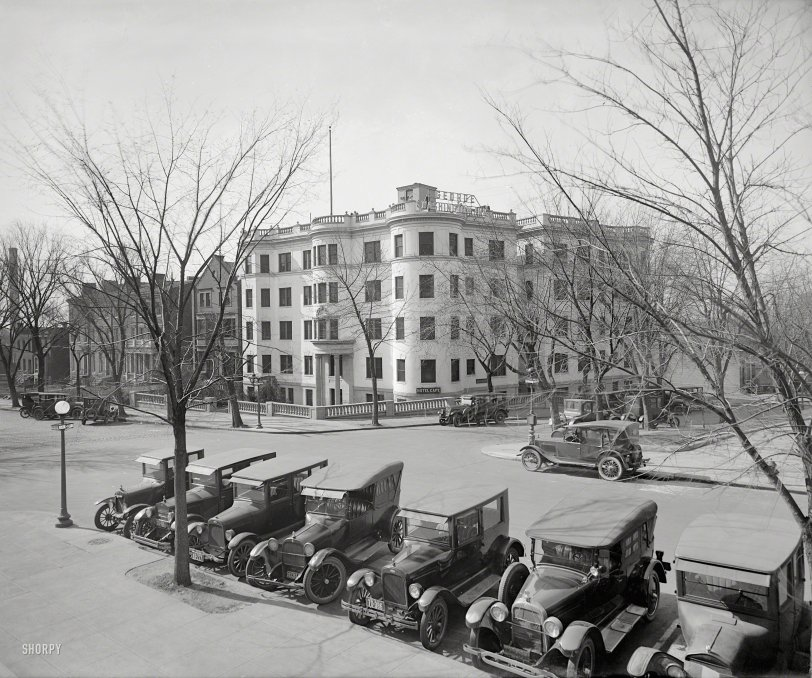 A Small Hotel: 1925