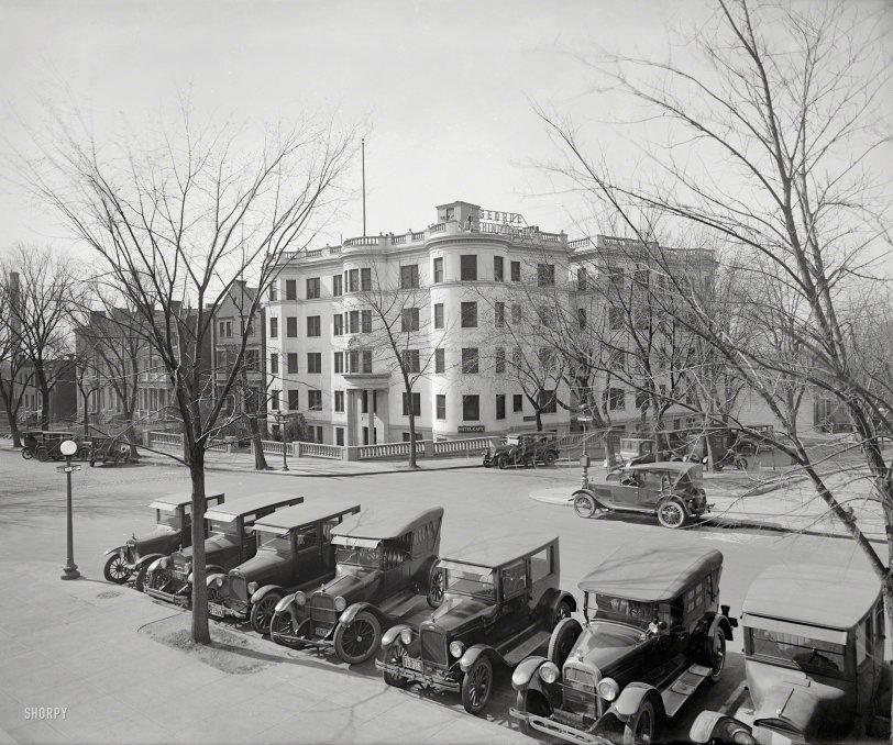 George Washington Inn: 1925