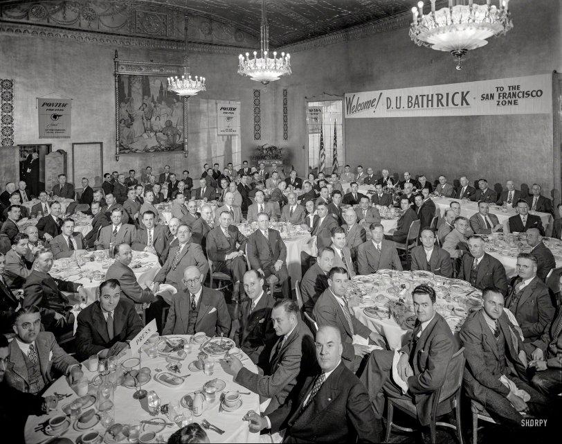 Welcome D.U. Bathrick: 1946