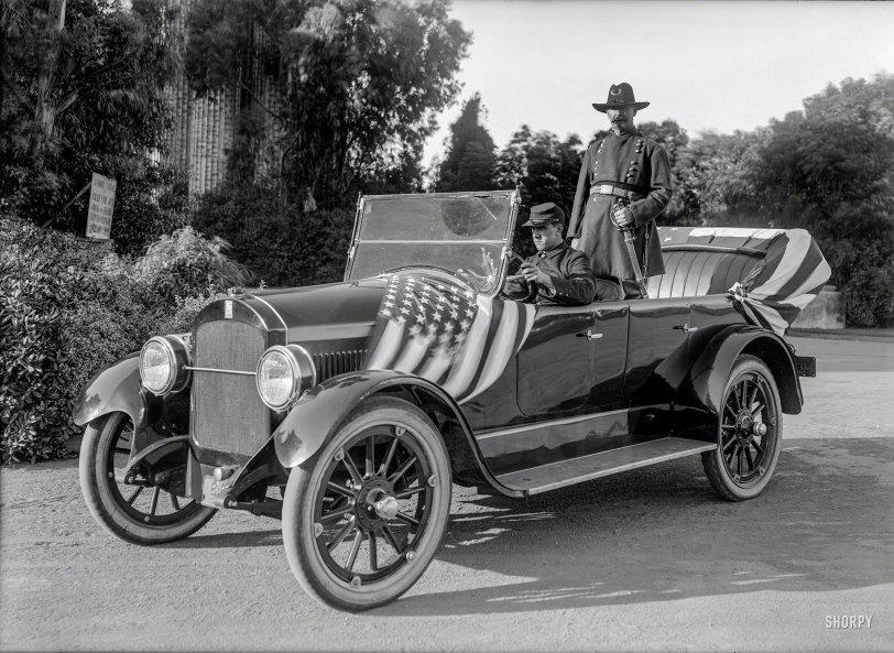 Battle Wagon: 1921
