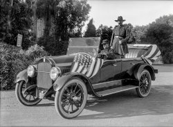 Battle Wagon: 1921
