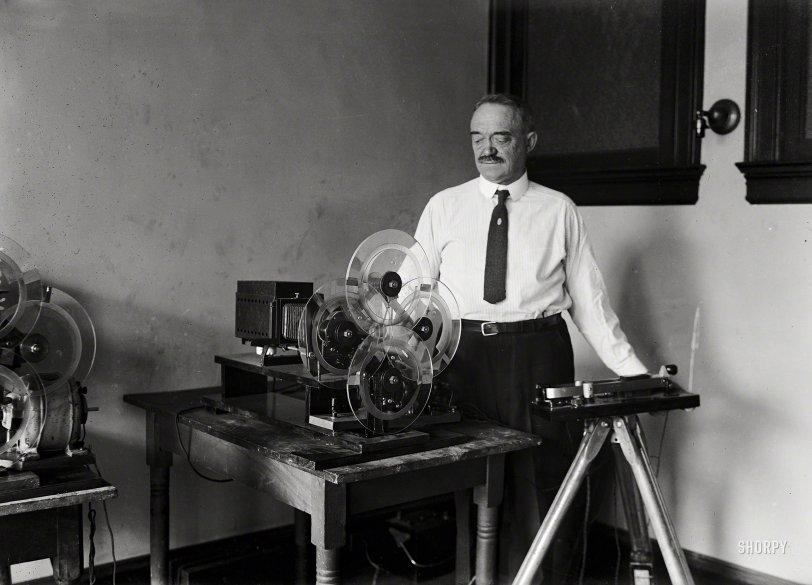 Televisionary: 1923