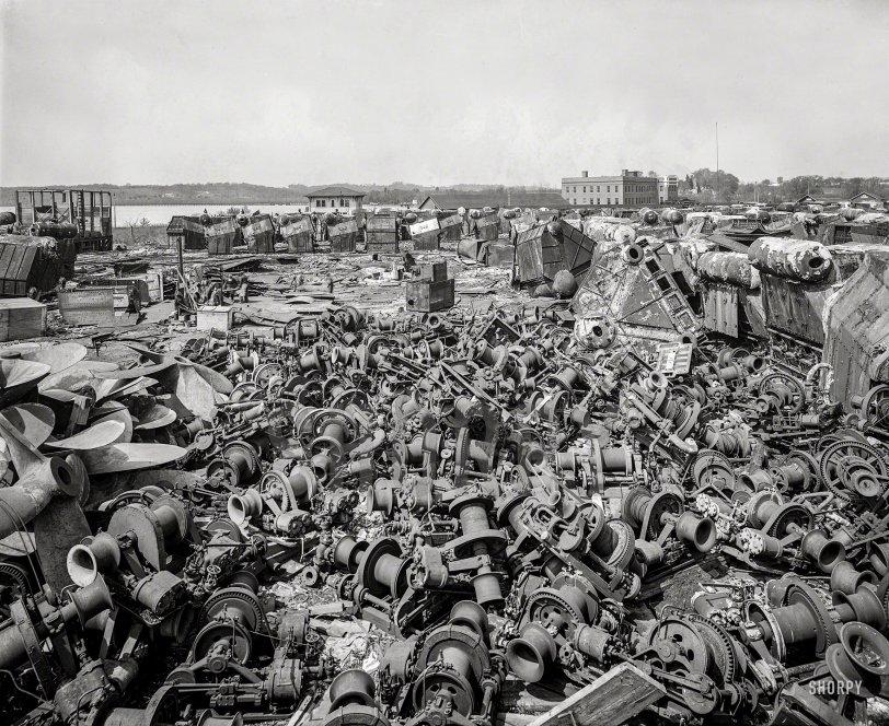 Propellers, Etc.: 1925