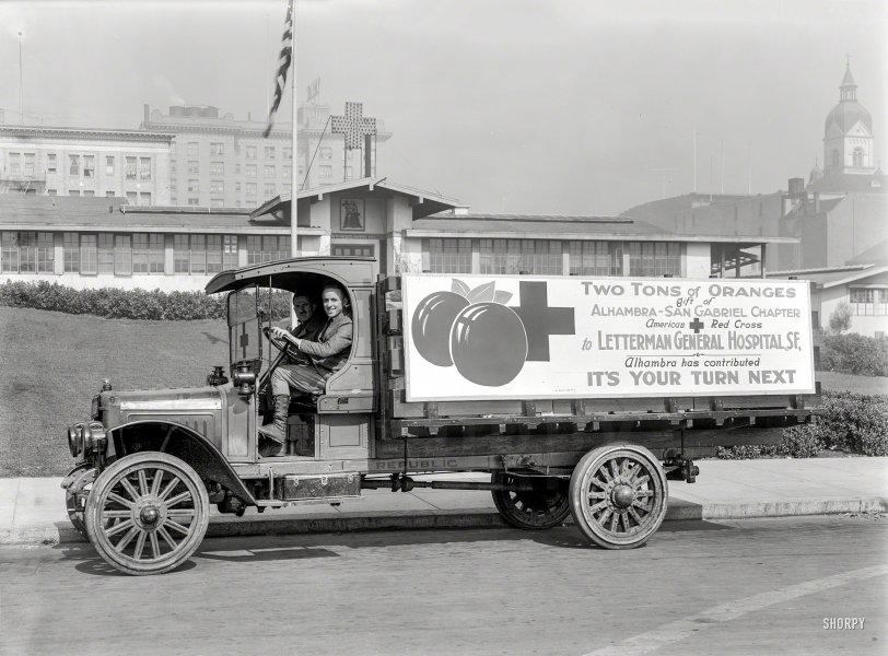 Golden Cargo: 1920