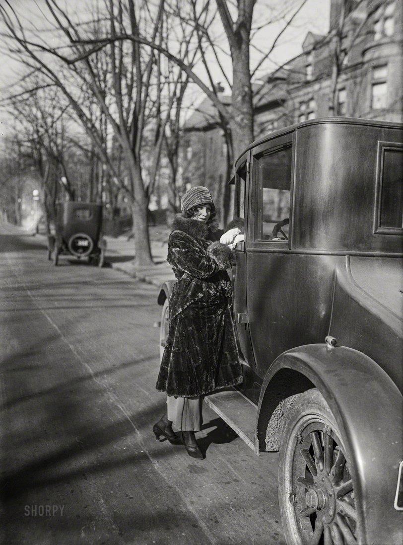 Miss Moffett: 1923
