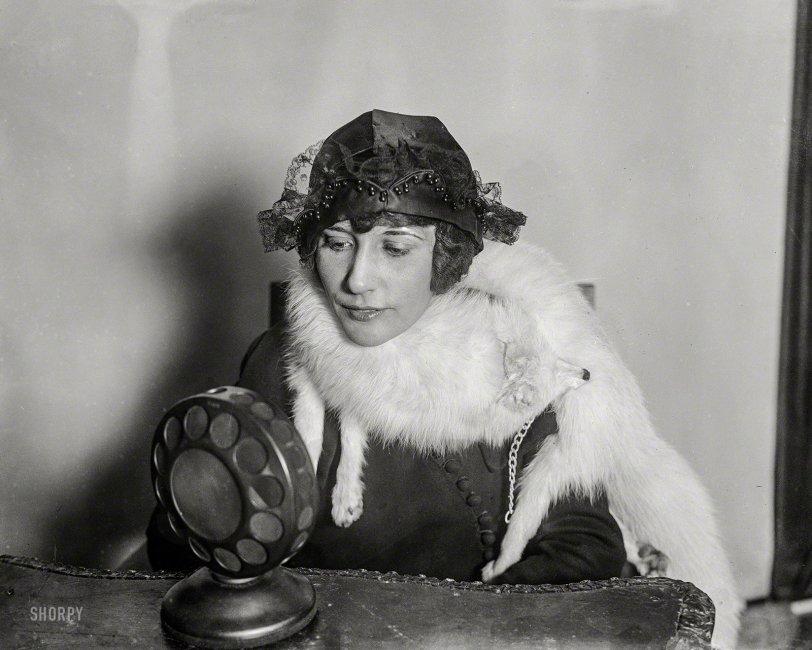 Viola's Valentine: 1924