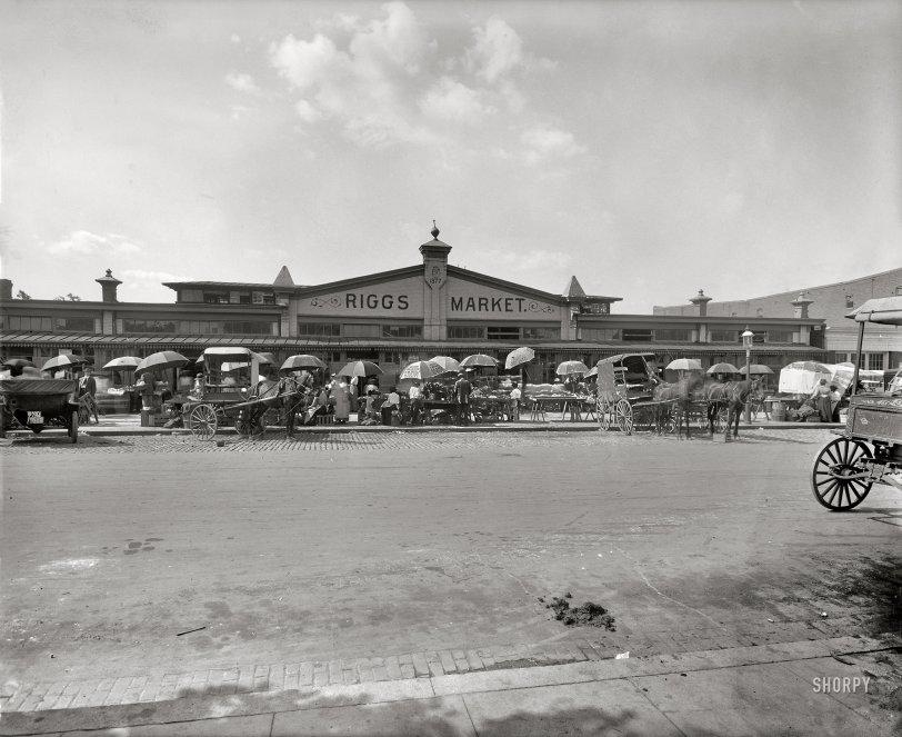 Riggs Market: 1915