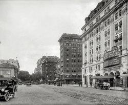 High-Class Vaudeville: 1915