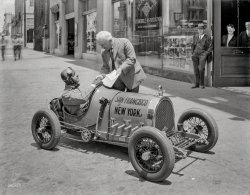 Baby Car: 1925