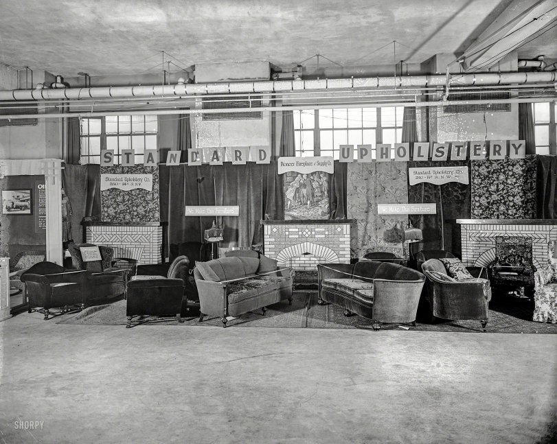 Standard Upholstery: 1926