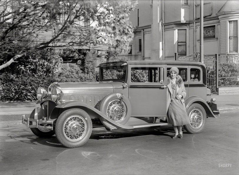 Miss Daisy Driving: 1930