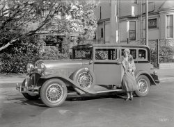 Miss Daisy Driving: 1930