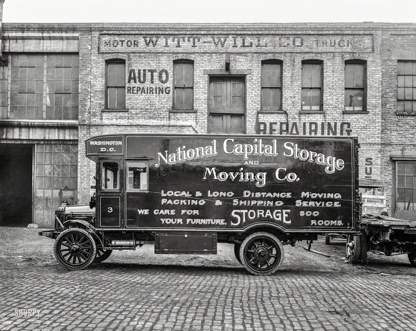 Modern Moving: 1926