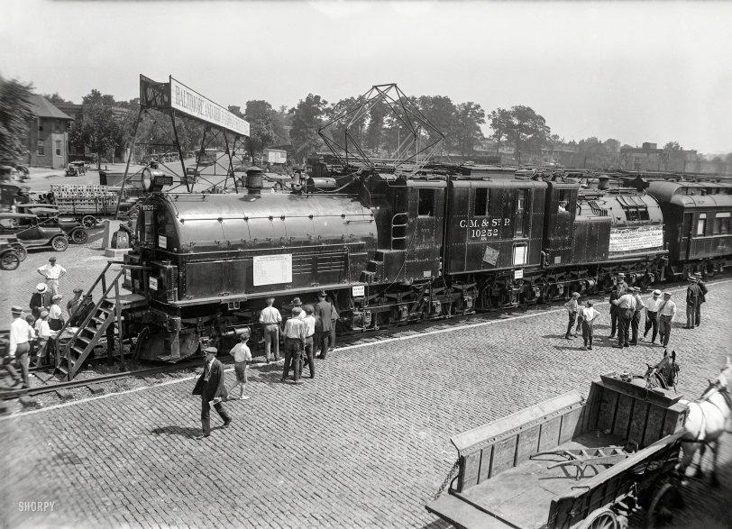 Mightiest Electric: 1924