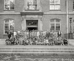 Corcoran Hall: 1926
