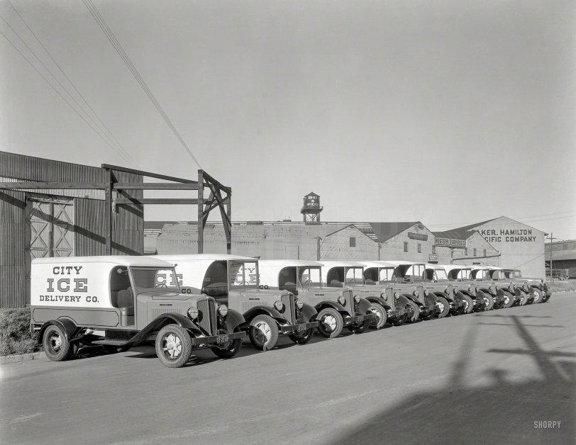 City Ice: 1935
