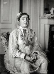 Princess Fatima: 1921