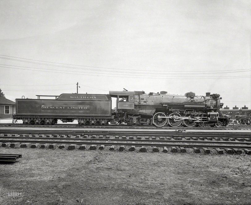 Motive Power: 1926
