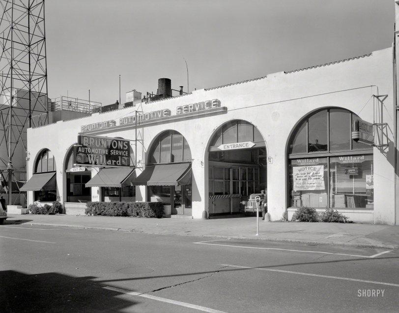 Willard Batteries: 1947