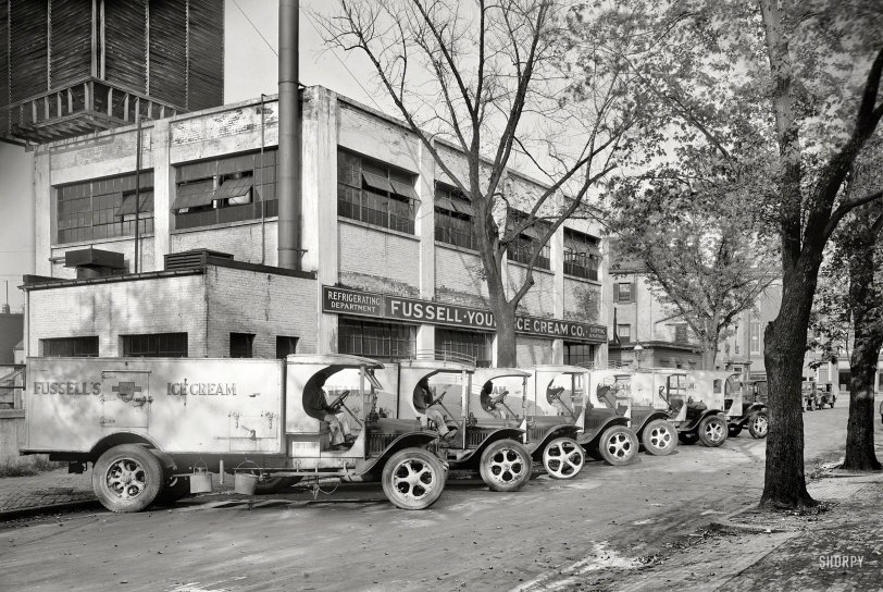 Rolling Cold: 1928