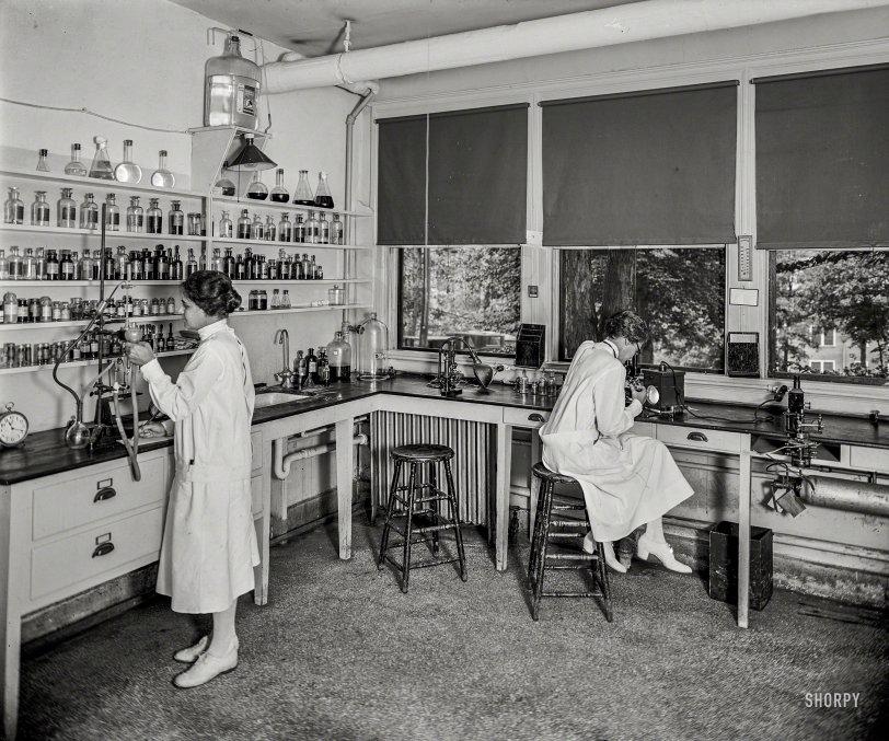 Laboratory Conditions: 1928