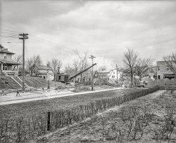 Tobin's Service Station: 1926