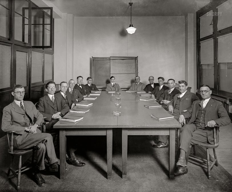 Company Men: 1928
