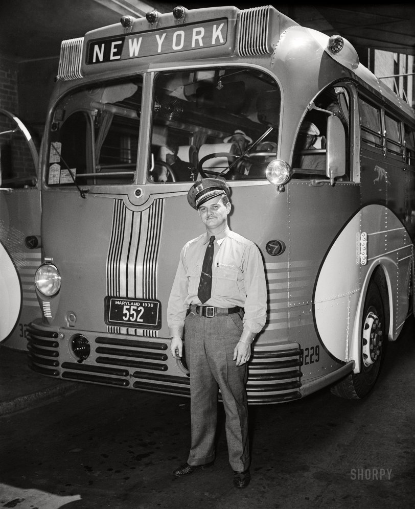 Bus Start: 1936