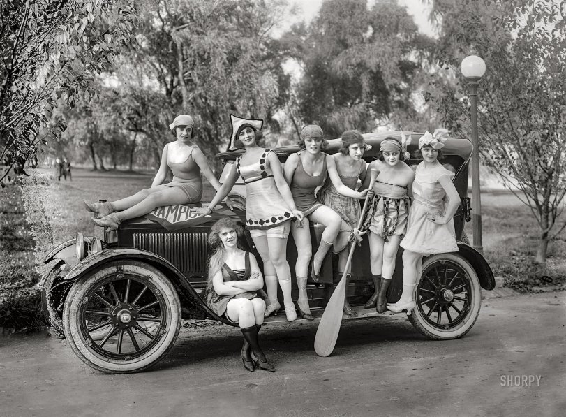 Queens of Comedy: 1919