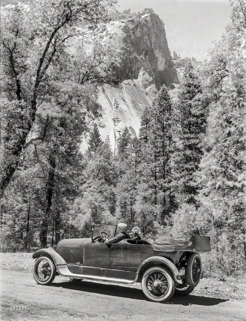 Meandering Marmon: 1919