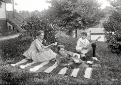 Musicale Alfresco: 1897