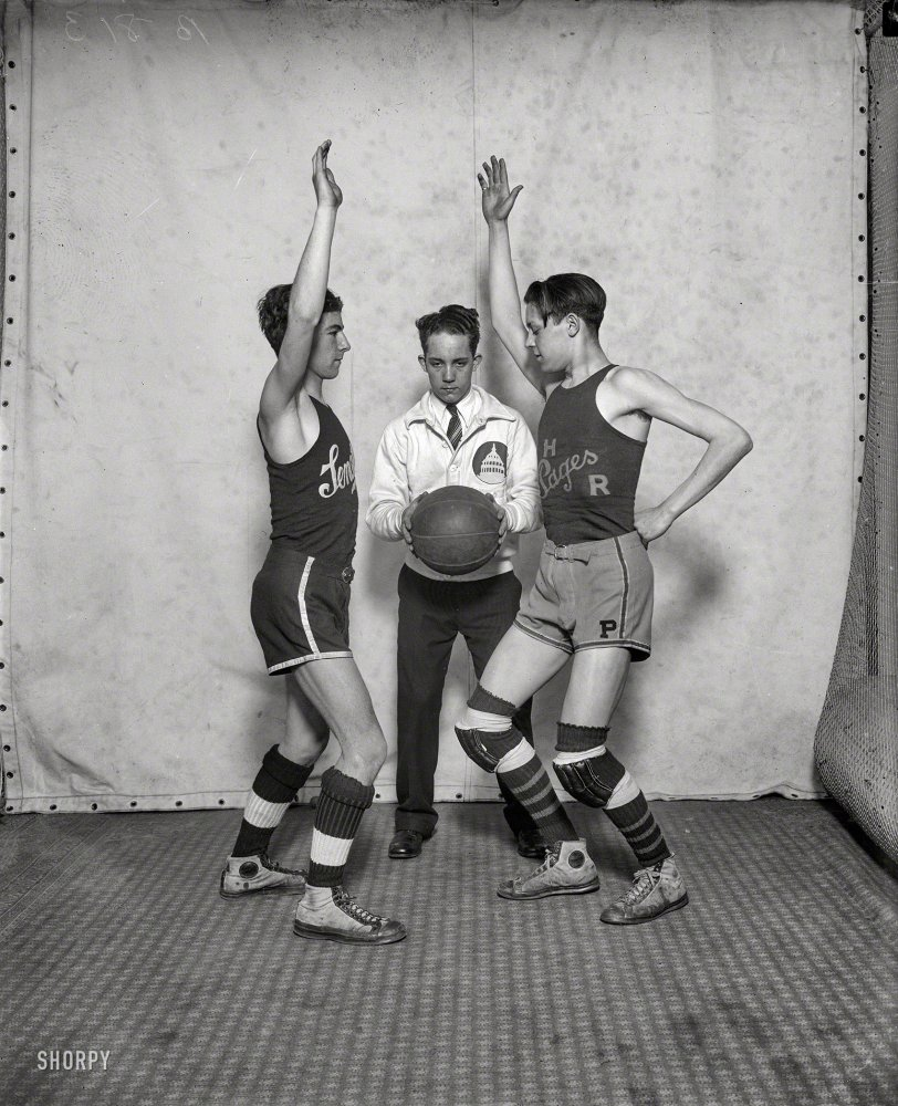 Bicameral Basketball: 1927
