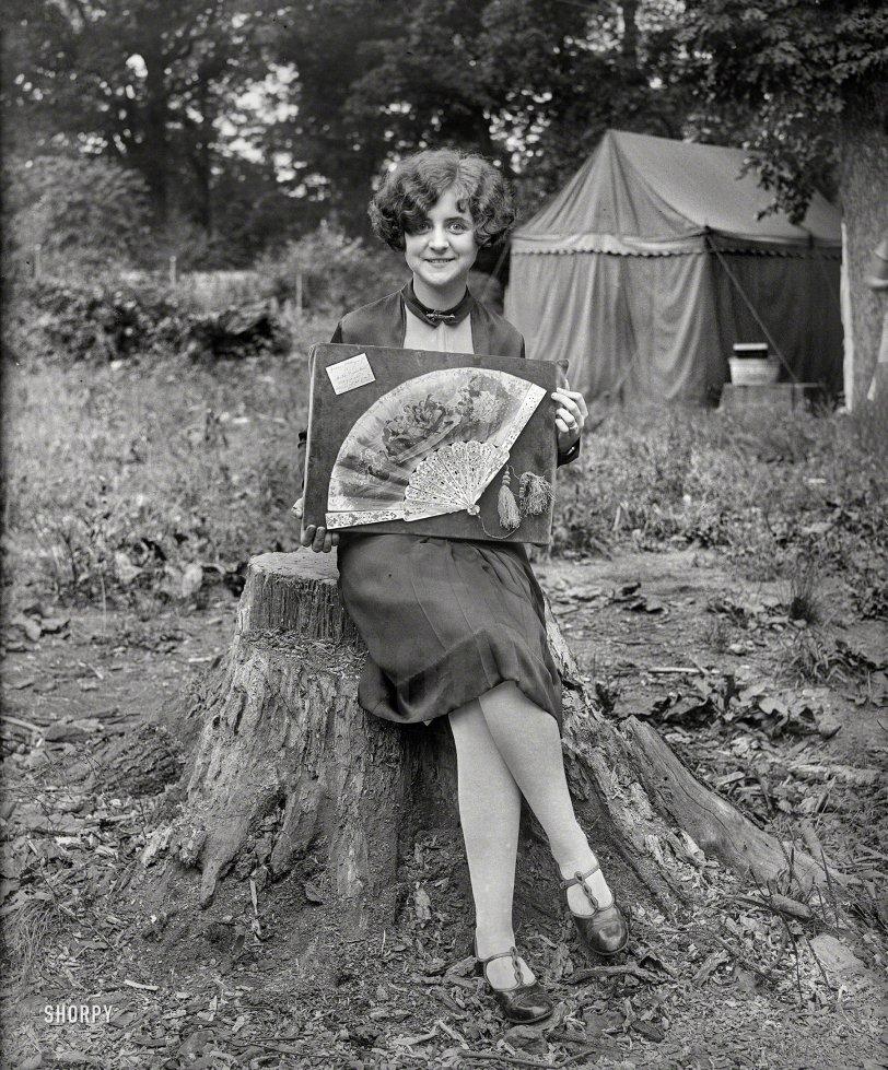 Her Own Biggest Fan: 1927