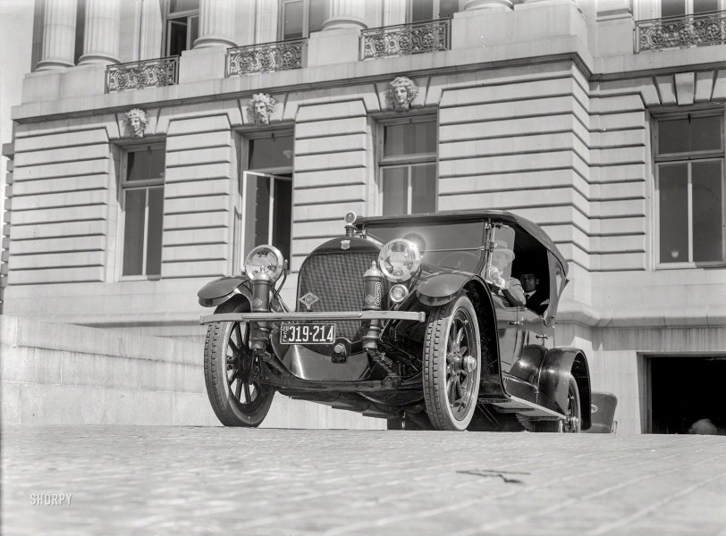 Well Sprung: 1920