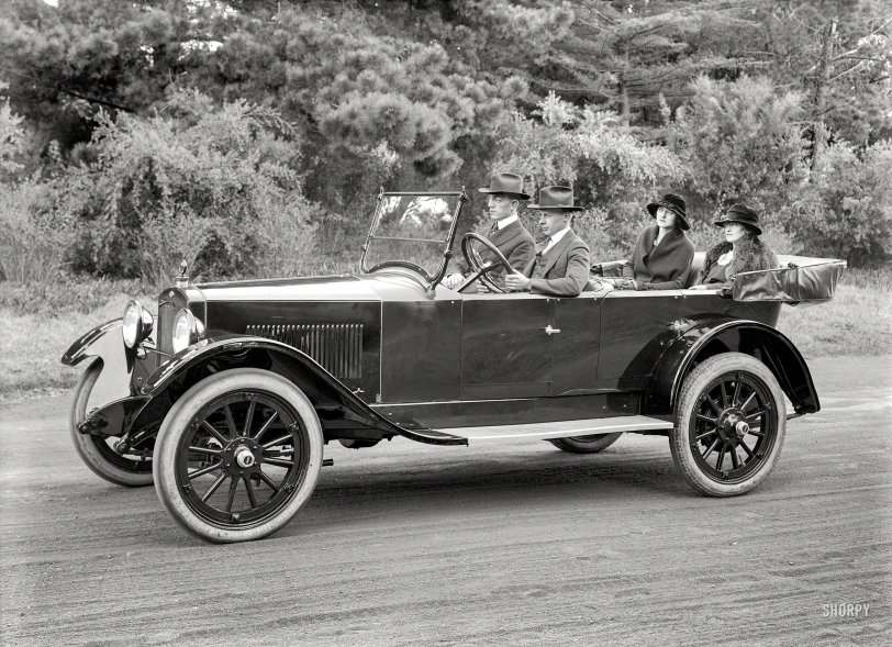 Two Plus Two: 1920