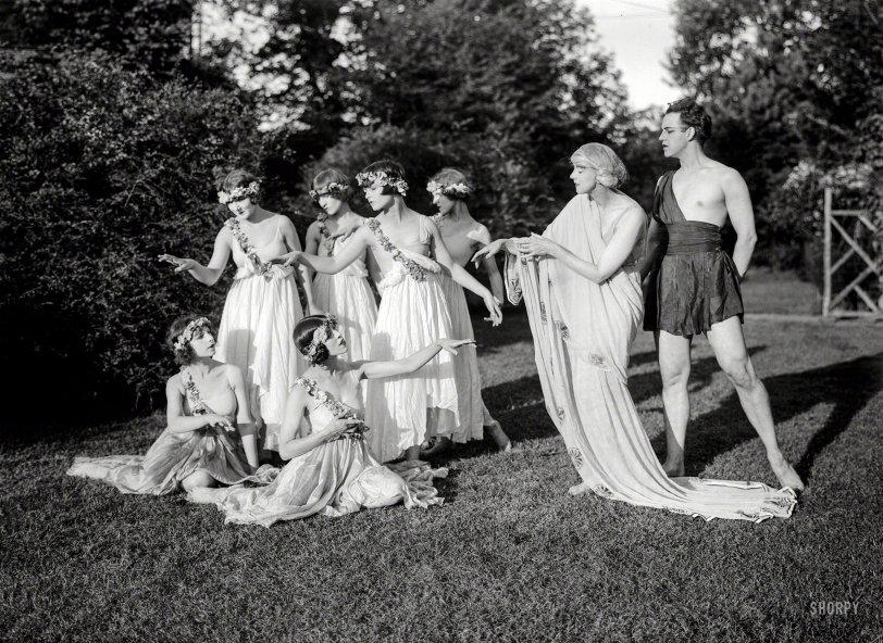 Avant-Garden: 1920