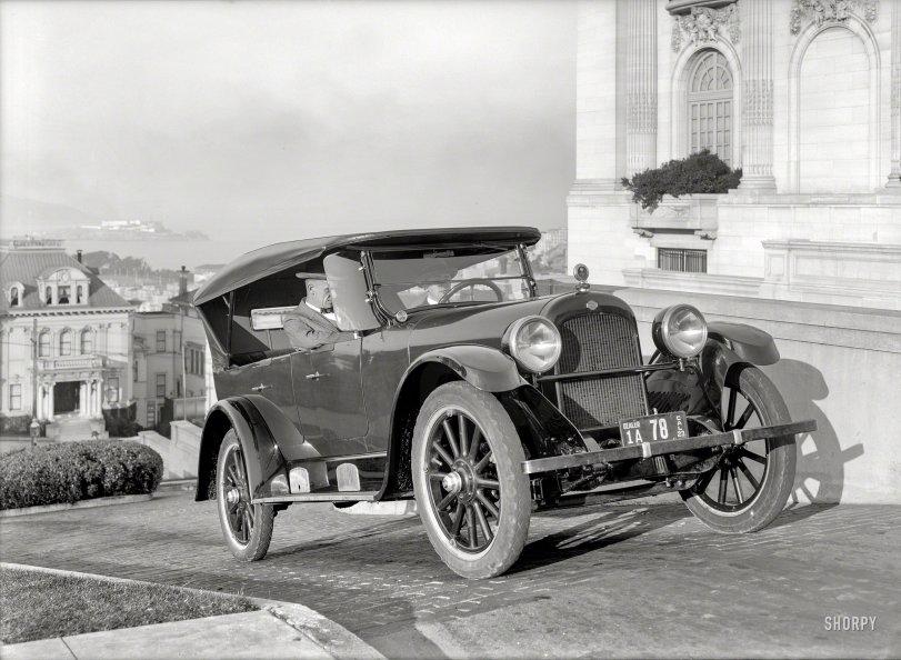 Criminal Background: 1923