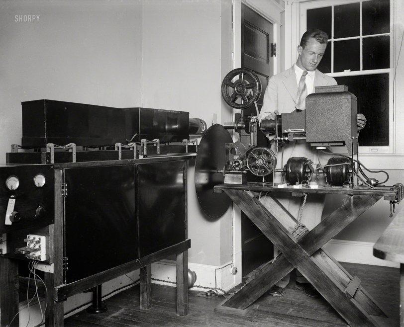 Captain Kinescope: 1929
