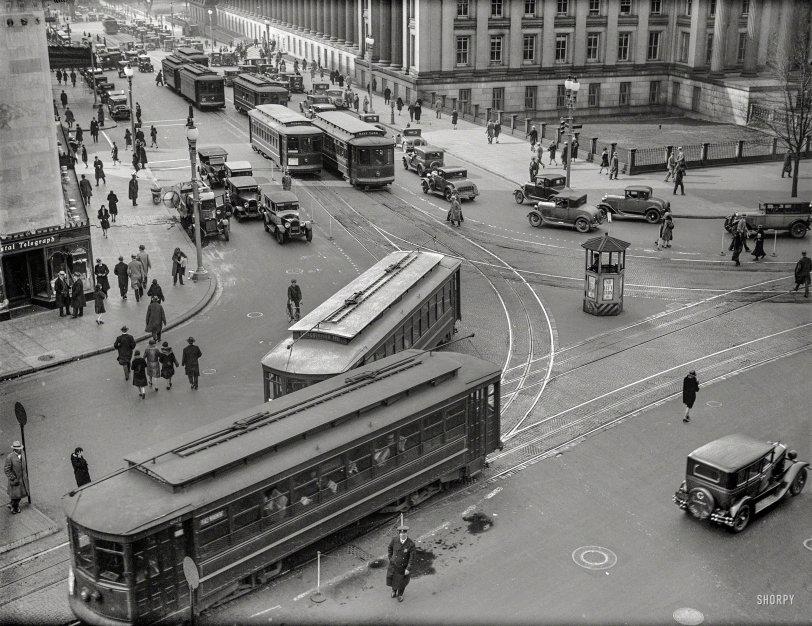 Rush Hour: 1930
