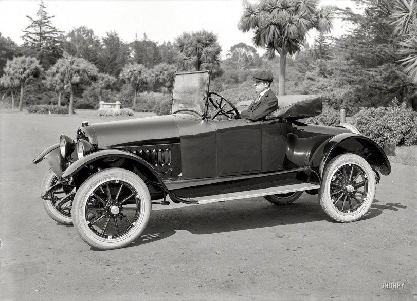 Verily, a Velie: 1919