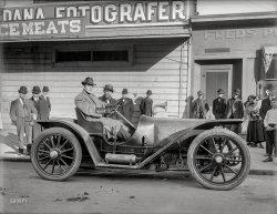 The Michigan Assassin: 1908